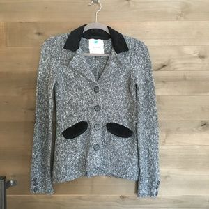 SPARROW Equestrian Sweater Blazer Jacket Cardigan